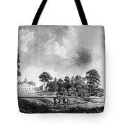 Mount Vernon, 1798 Tote Bag