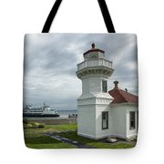 Mukilteo Lighthouse Tote Bag