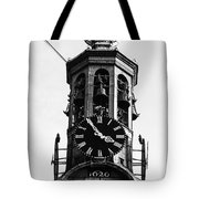Munttoren Clock Tower Tote Bag