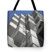 Nakagin Capsule Tower Tote Bag