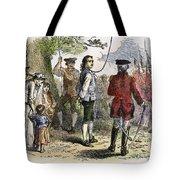 Nathan Hale (1755-1776) Tote Bag