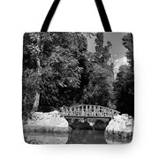 National Garden In Athens Tote Bag