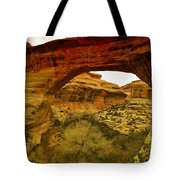 Natural Bridge Tote Bag by Jeff Swan