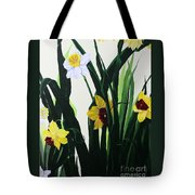 Nature's Trumpets Tote Bag