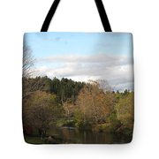 New England Autumn One Tote Bag