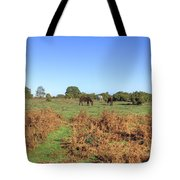 New Forest Tote Bag