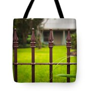 New Orleans Cottage Tote Bag