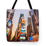 New York City - Times Square Tote Bag