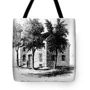 New York Senate, 1777 Tote Bag