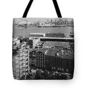 New York Water Street Tote Bag
