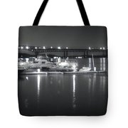Newburgh Water Front Tote Bag
