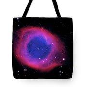 Ngc 7293 The Helix Nebula Tote Bag