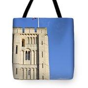 Norwich Castle Tote Bag by Tom Gowanlock