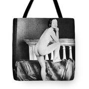 Nude Posing, C1850 Tote Bag