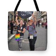 Nyc Gay Pride 2011 Tote Bag