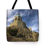 Observation Tower Mount Diablo State Park Tote Bag