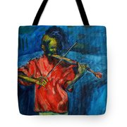 Ode To A King Tote Bag
