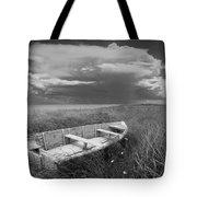 Of Land Sea And Sky Tote Bag
