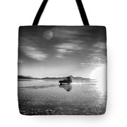 Off Road Uyuni Salt Flat Tour Select Focus Tote Bag