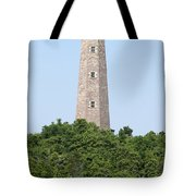 Old Cape Henry Lighthouse Tote Bag