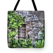 Old City Jail Window Tote Bag