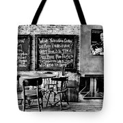 Old City Tavern Tote Bag