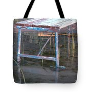 Old Dock 2 Tote Bag