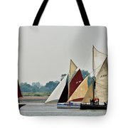 Old Gaffers Panorama Tote Bag