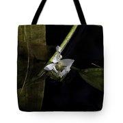 On Lily Pond Tote Bag