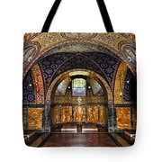 Orthodox Church Interior Tote Bag