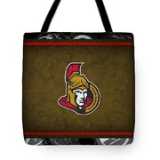 Ottawa Senators Tote Bag