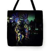 Our Lady Of Guadalupe Festival Tote Bag