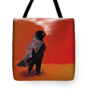 Out For A Walk... Tote Bag