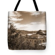 Pacific County Courthouse Timeless Series 8 Tote Bag