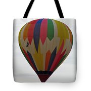 Paint Streaks Tote Bag