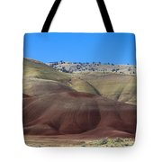 Painted Hills Of Oregon Tote Bag