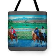 Paiute Cattlemen Tote Bag