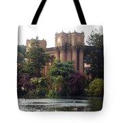 Palace Of Fine Arts 9 Tote Bag
