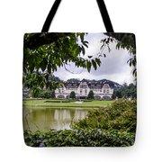 Palacio Quitandinha - Petropolis Brazil Tote Bag