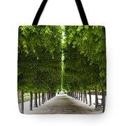 Palais Royal Trees Tote Bag