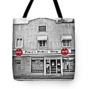 Papa's Poboy Shop Tote Bag