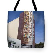 Paramount Theatre Oakland California Tote Bag
