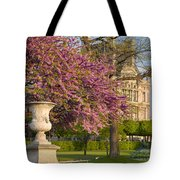 Paris Springtime Tote Bag