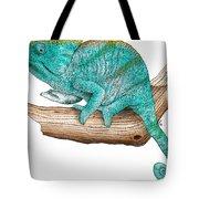 Parsons Chameleon Tote Bag