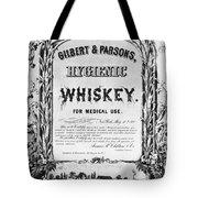 Patent Medicine Poster Tote Bag