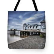 Penarth Pier 1 Tote Bag