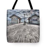 Penarth Pier 3 Tote Bag