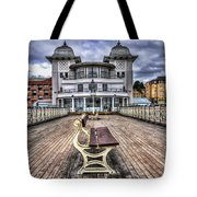 Penarth Pier Pavilion Tote Bag