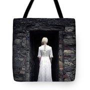 Period Lady Tote Bag