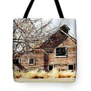 Petite Barn Tote Bag